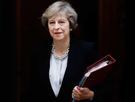 Prime Minister Theresa May, who turns 60 tomorrow, reflects the changing demographics of Britain AP