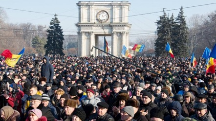 Defining Moment For Fledgling Neocon >> A Pivotal Moment Looms For Moldova