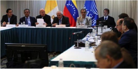 Resultado del diálogo en Venezuela se parece más a una capitulación que a un acuerdo. (La Verdad)