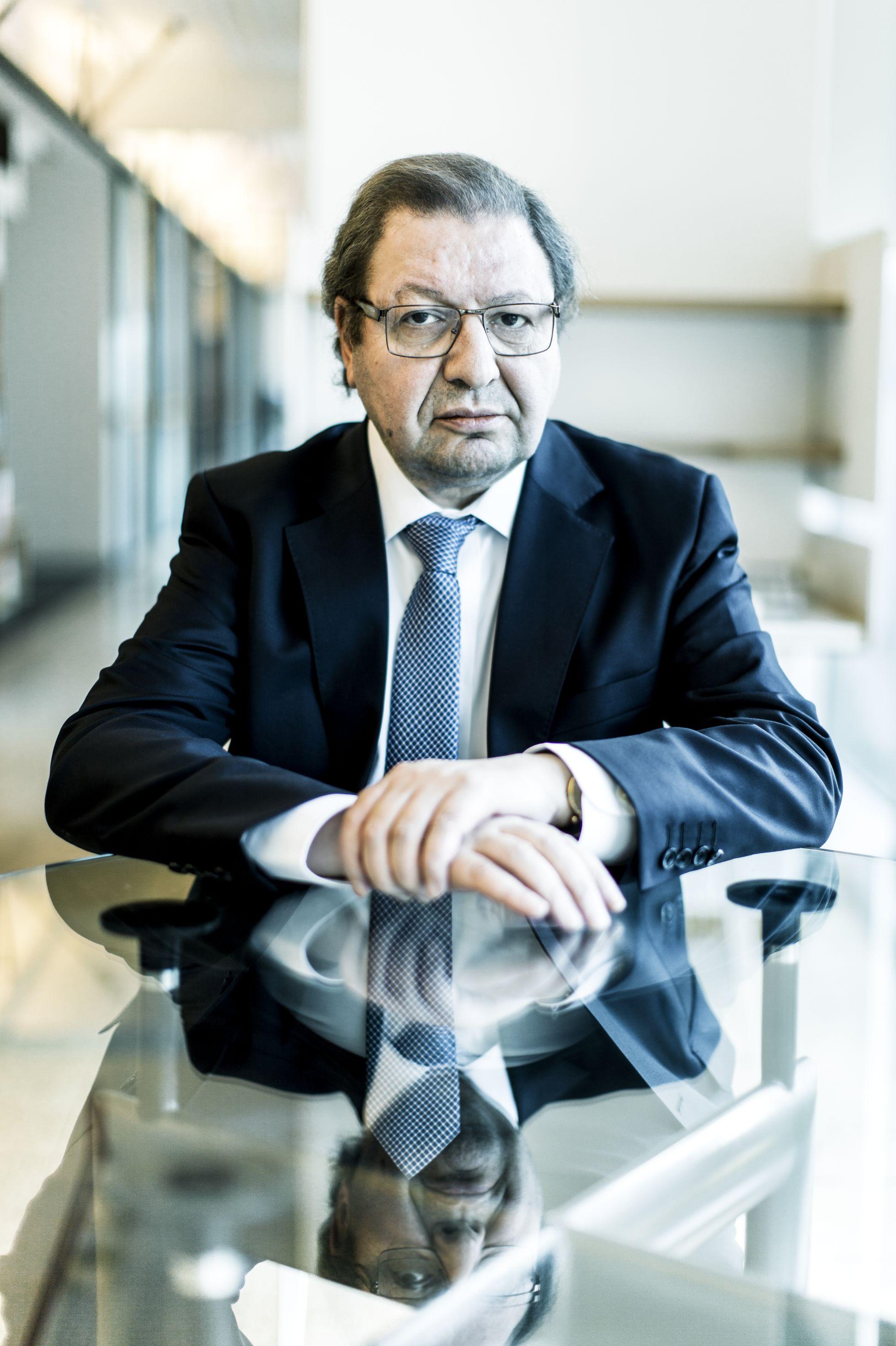 Ascanio Cavallo, coordinador chileno por la demanda marítima. Sebastián Utreras