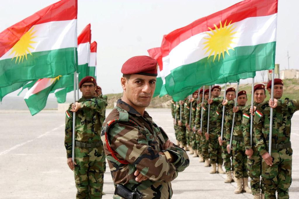 Peshmerga, Kurdish Army. (www.flickr.com)