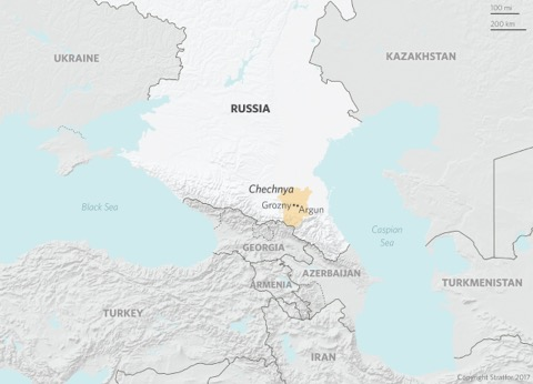 Chechnya's Independent Streak Is Growing on turkistan on world map, altai on world map, sinkiang on world map, sovetsk on world map, yugoslavia on world map, chernobyl on world map, corsica on world map, kosovo on world map, iran on world map, namibia on world map, thailand on world map, the persian gulf on world map, dome of the rock on world map, abkhazia on world map, yemen on world map, south korea on world map, myanmar burma on world map, map of middle east on world map, finland on world map, bosnia-herzegovina on world map,