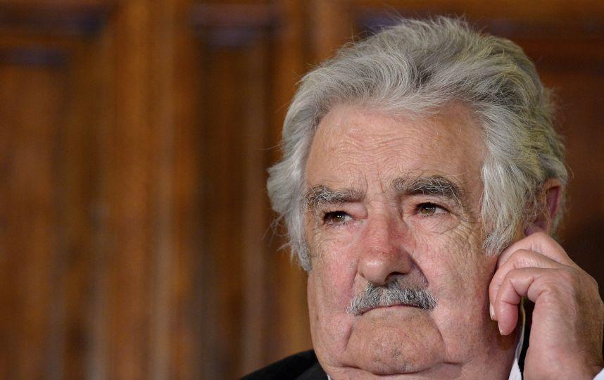 José Mujica Foto: Efe