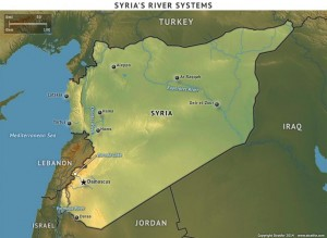 Syria_Rivers