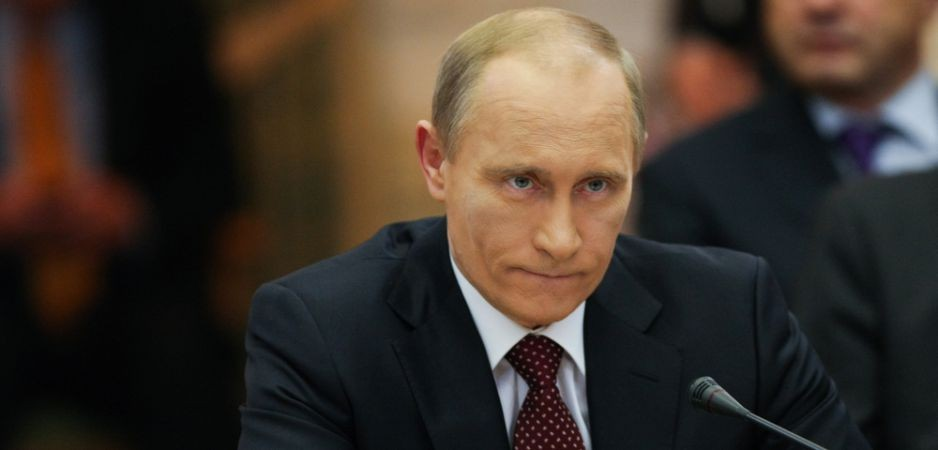 Vladimir Putin (www.shutterstock.com)